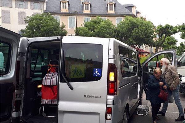 Transport à la demande Rivière-sur-Tarn