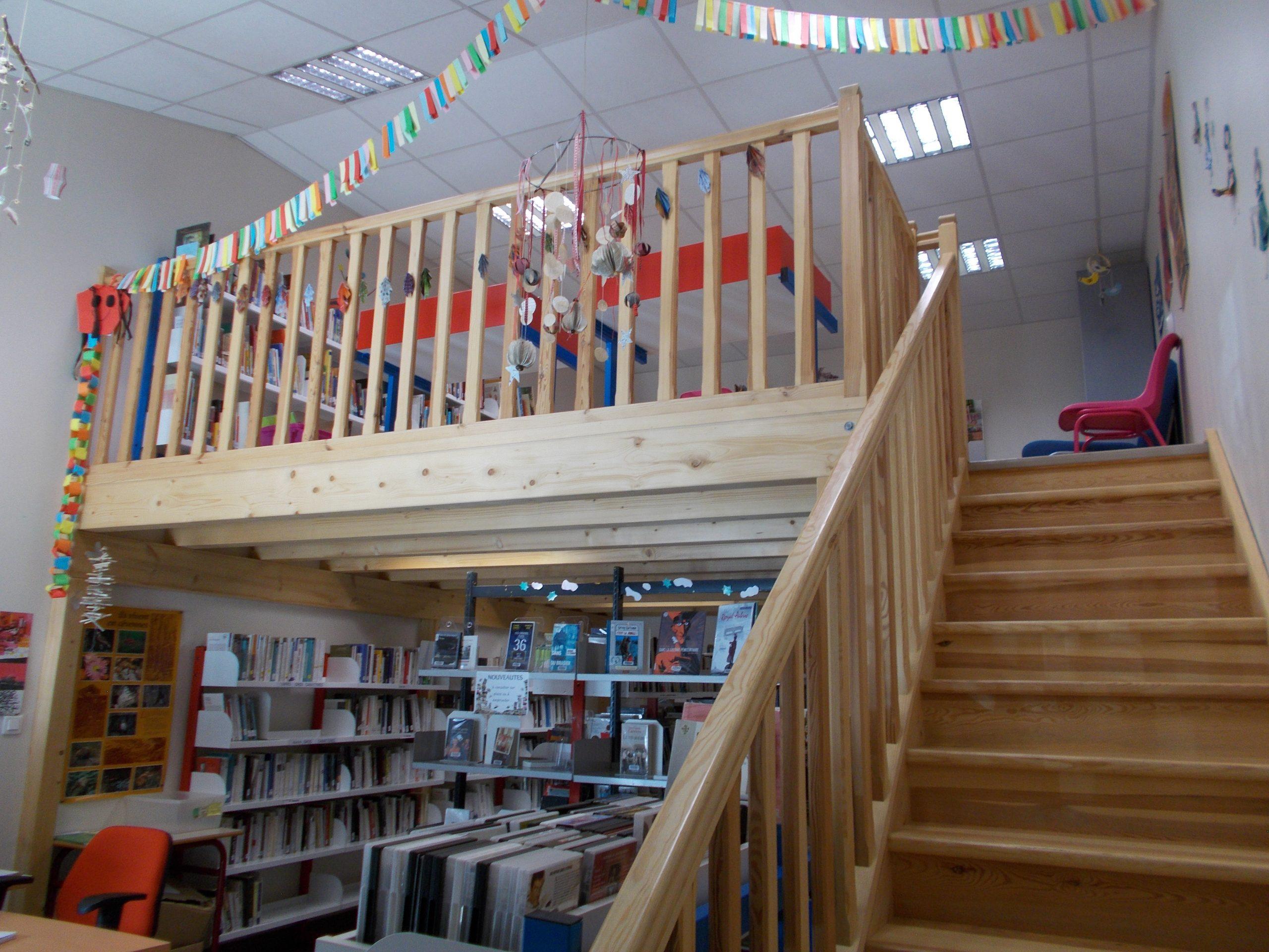 Bibliothèque Rivière-sur-Tarn