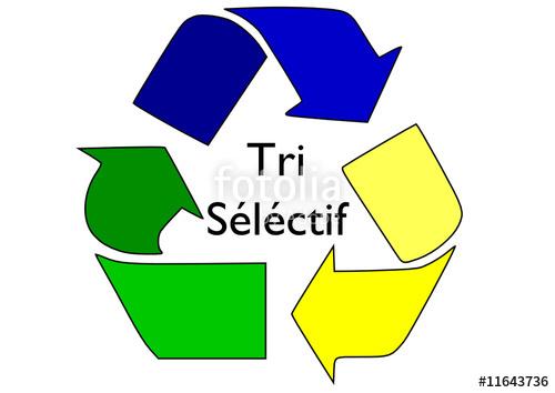 Tri selectif Rivière-sur-Tarn