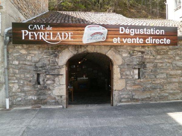 Cave de Peyrelade