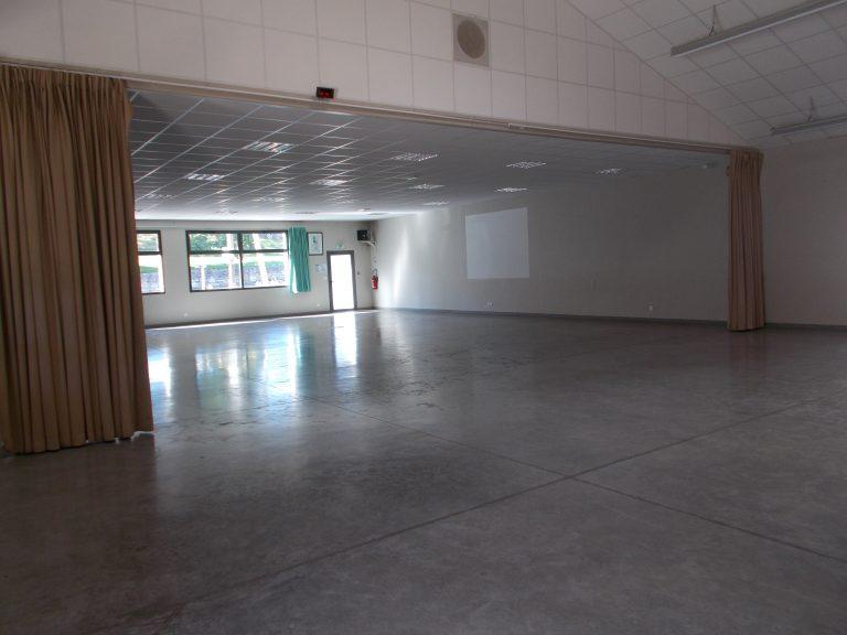 Salle communale Rivière-sur-Tarn
