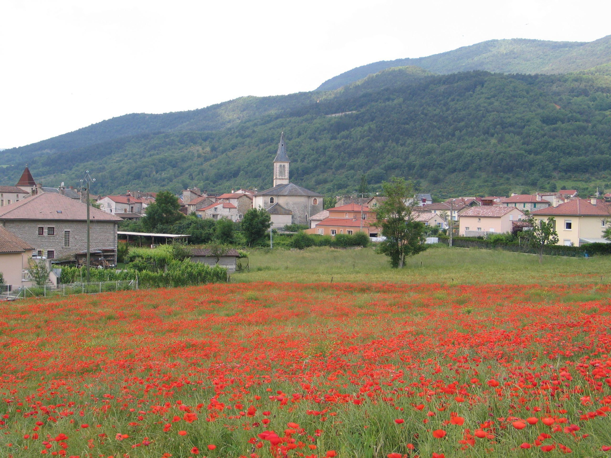Village Rivière-sur-Tarn