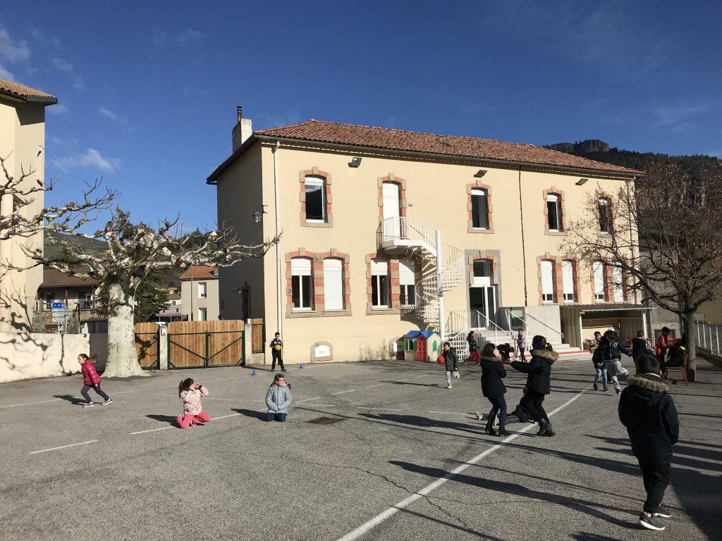 Ecole Marie Rouanet Riviere sur Tarn