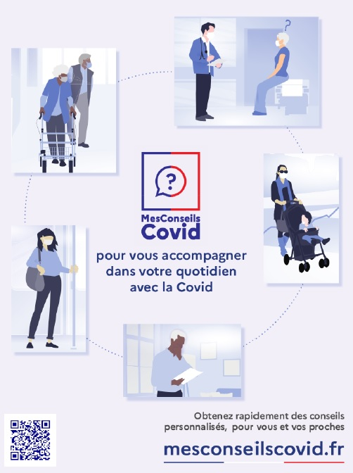 Conseils Covid